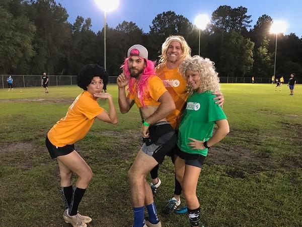 Gainesville Kickball 2017-18