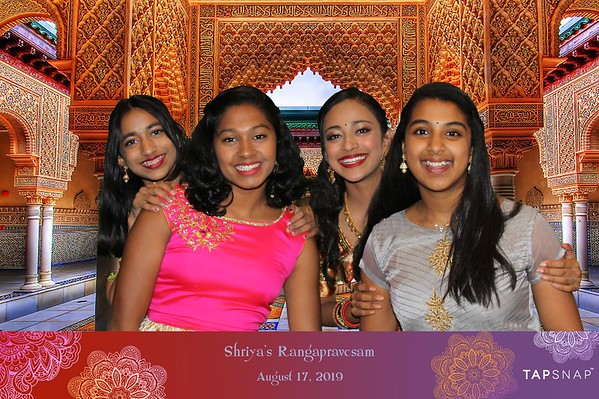 Shriya's Rangapravesam