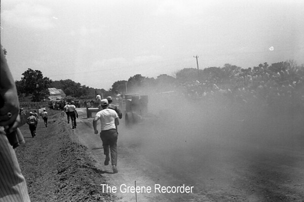 1970 Tractor Pull