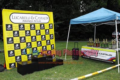 Lucarelli & Castaldi Cup Race Podium Shots 8/3/13