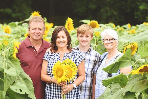 Snodgrass Sunflower Minis 2021