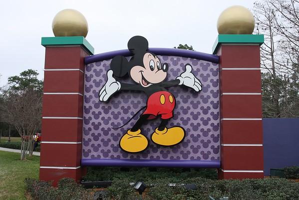 Visit to Disney World 2010