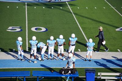 Junior High, Junior Varsity Football