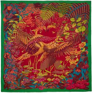 Flamingo Party - CS140 - Green Red Blue - NWOCT -  1611191843