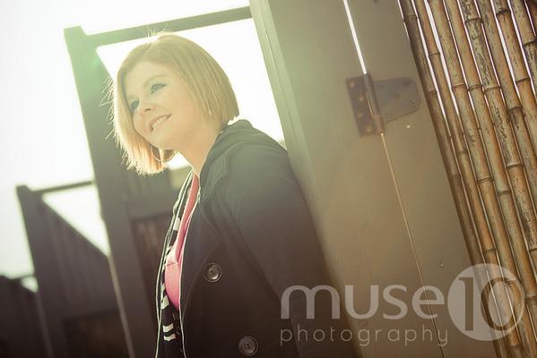 Joanne - senior portrait