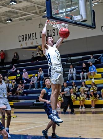 2021 - Men's Varsity Basketball