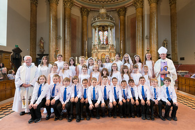 ST MARY & ST JOHN COMMUNION 2015
