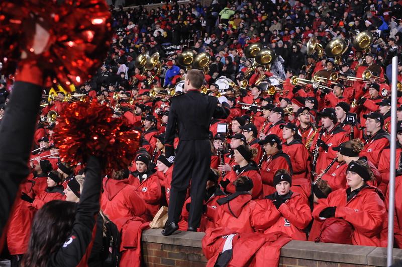UC Band_UC vs Louisville_Nippert Stadium_Cincinnati, OH