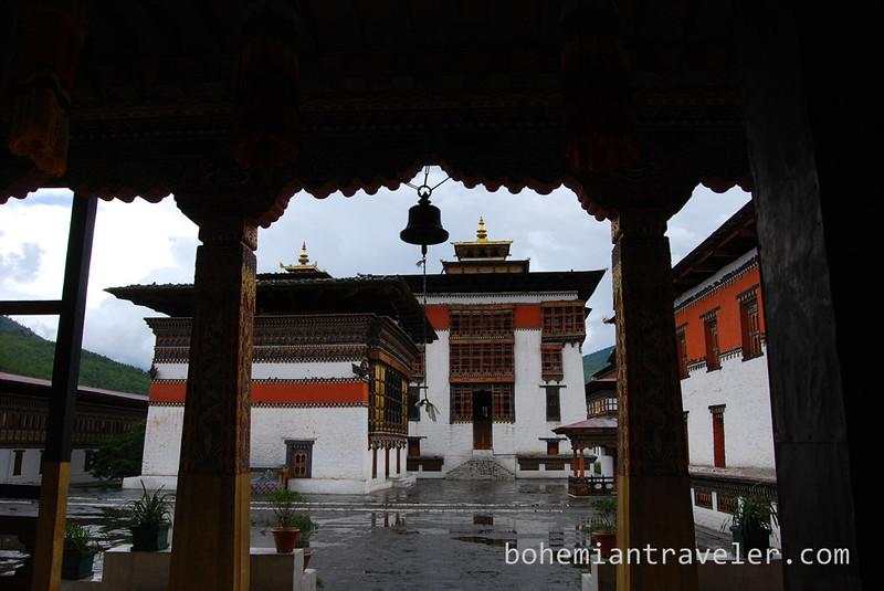 Tashichho Dzong in Thimphu Bhutan (6).jpg