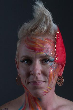 Hannah Nichols Face Painting