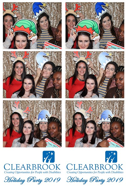 "Clearbrook ""Holiday Party 2019"""