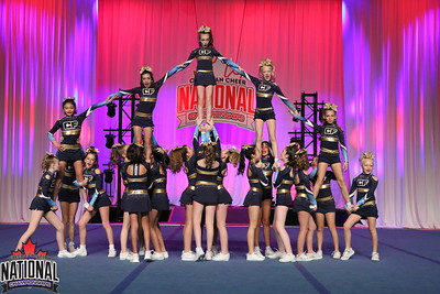 CheerForce WolfPack  Unity - Junior Prep 1