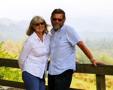 Summer Portrait Shoot - The Wilson's Couple