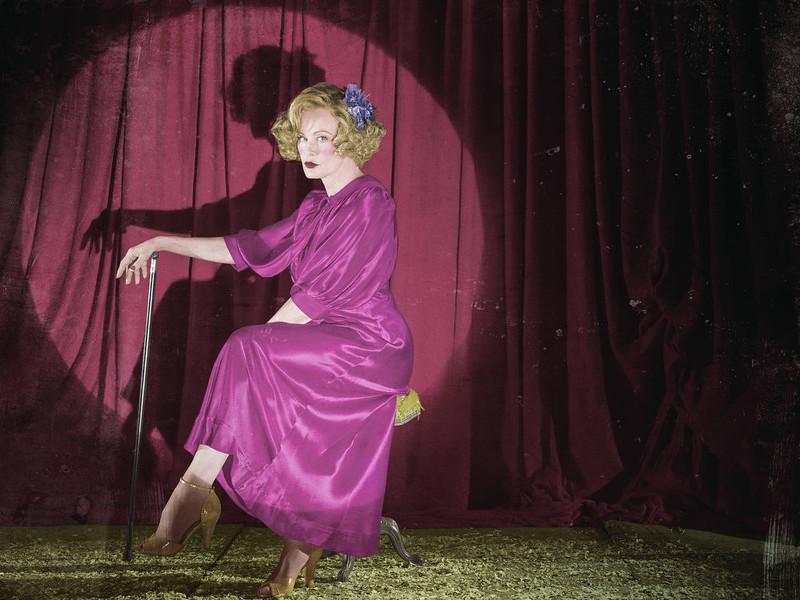 ". Jessica Lange as Elsa Mars in FX\'s \""American Horror Story.\"" (Photo by Frank Ockenfels/FX)"