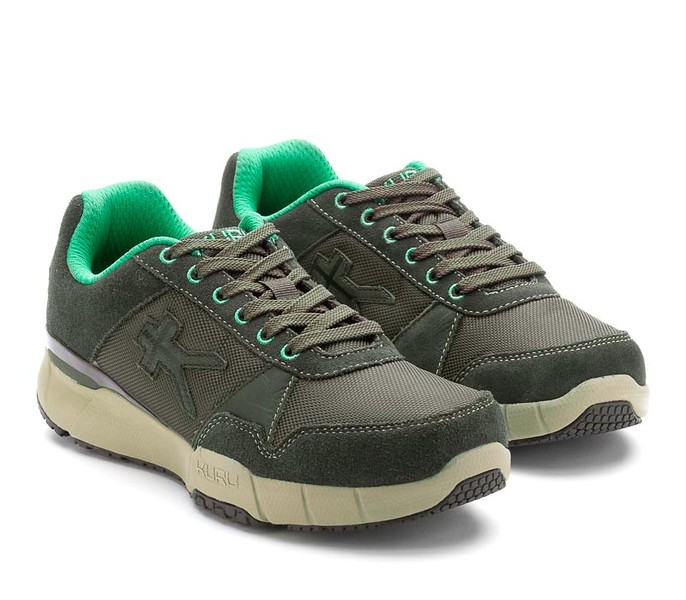 Therafit walking shoes are our favorite travel walking shoe.