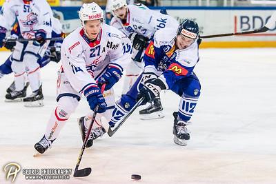 Playoff 1/4-Final (4): EVZ Elite A - EHC Kloten