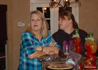 2013 11-28 thanksgiving @ Glenda's