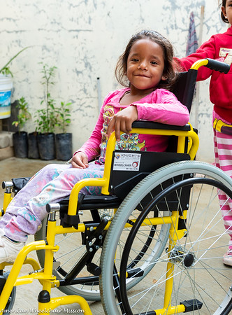 Oaxaca: Wheelchair Home Deliveries