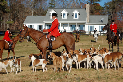 Old Dominion Hounds 111211 - Hunters Rest
