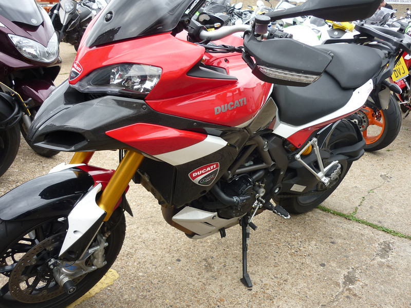4/6 - another When is a Pikes Peak Multistrada not a PP Multistrada? Multistrada 1200
