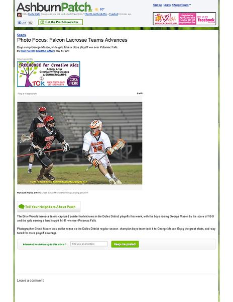 Falcon Lacrosse Team Advances - Ashburn, VA Patch.png