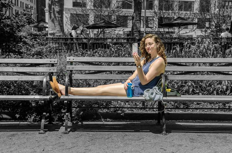 Rokeby Venus (of Madison Square)