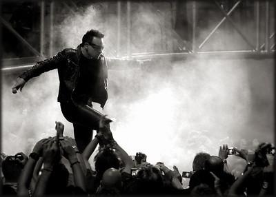 U2 - Letzigrund Stadium, Zurich (Switzerland) - 12.10.2010
