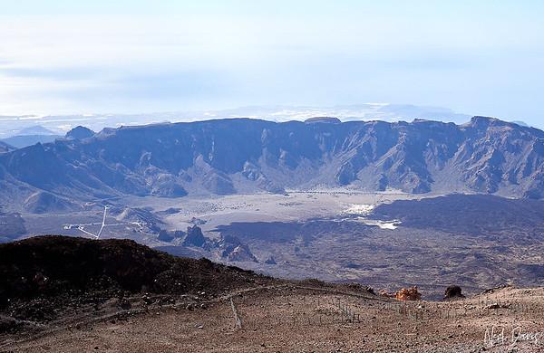 Mount Teide, Santa Cruz, Tenerife, Canary Islands