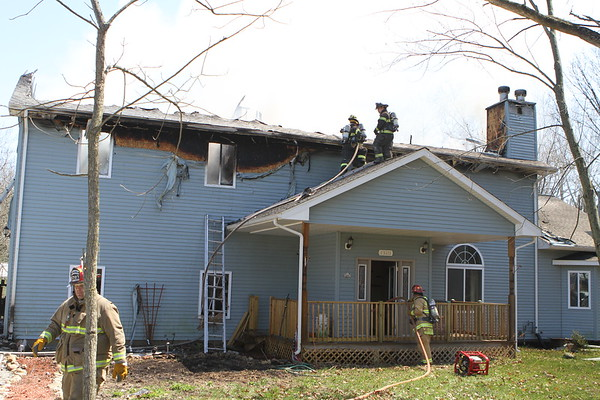 Mabas Div 207  Lake Dale Indiana House Fire