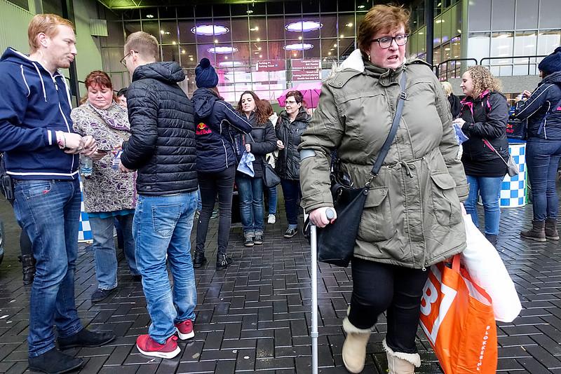 Amsterdam, huishoudbeurs, 20 februari 2016, foto: Katrien Mulder