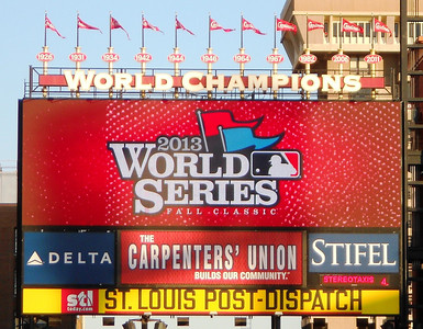 2013 World Series Game 3