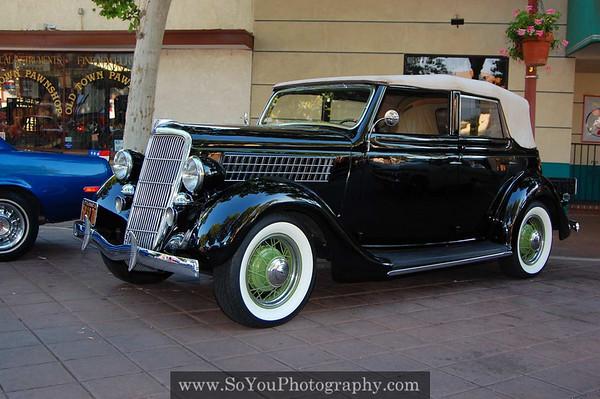 2008, Garden Grove Car Shows
