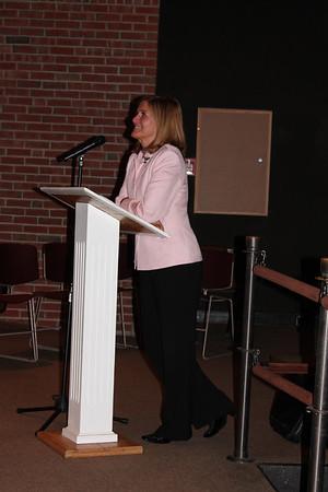 Speaker: Linda Johnson
