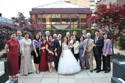 Si Ming Lee and James Ku Wedding