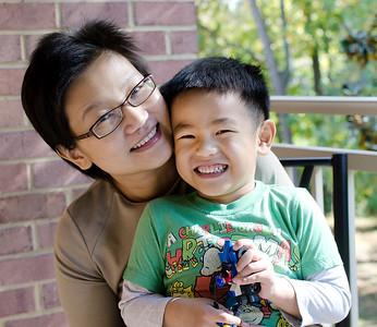 LiangLiang & David