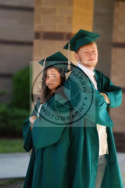 Sydney and Josh Graduation
