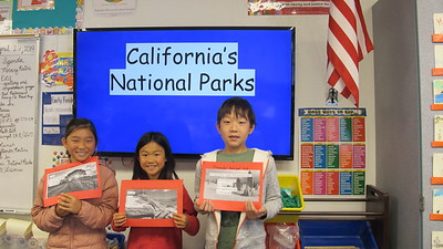 National Parks Are Focus of Earth Week at PCR