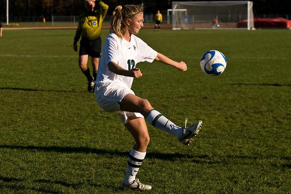 women's soccer - 11/11/07