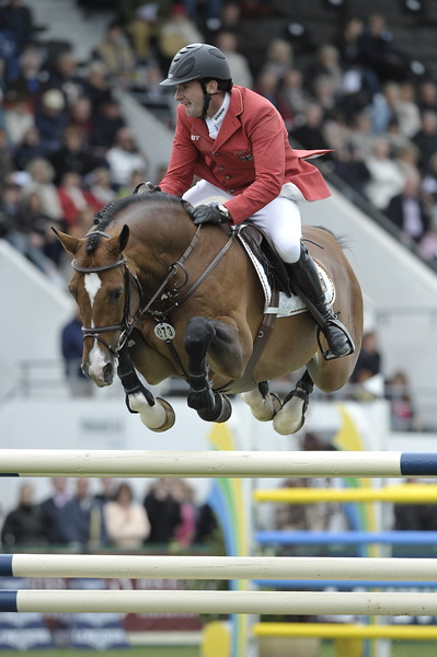 JUMPING : Philipp WEISHAUPT Catoki COUPE DES NATIONS 2012 -  CSIO DE LA BAULE 2012 - PHOTO : © CHRISTOPHE BRICOT