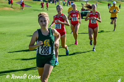 2017 ASU XC Invite Women's 3 Mile