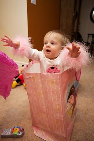 Tegan 1st Birthday