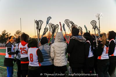 Girls JV Lacrosse v Washington Lee 3/6/19
