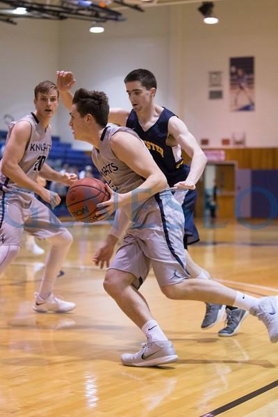Men's Basketball vs. University of Rochester