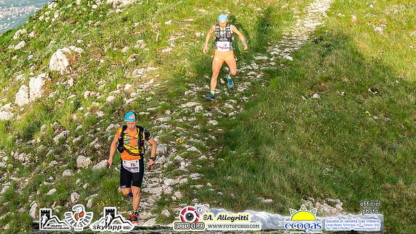 la 90 Km di Antonio Allegritti