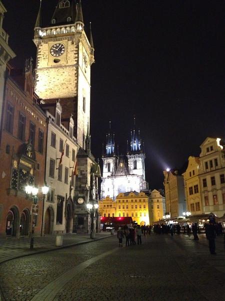 Prague - March 2013