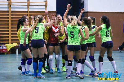 CO-1Df: 11^ Virtus Cermenate - Vilar Volley
