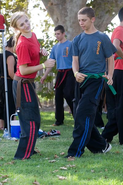 Karate Camp Fall 2014