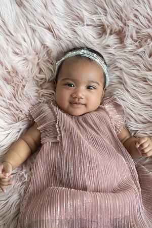 Briana 3 Months Old