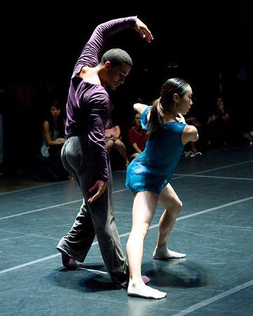 """Cedar Lake Dance Perform """"The Copier"""" ( Color Images )"""