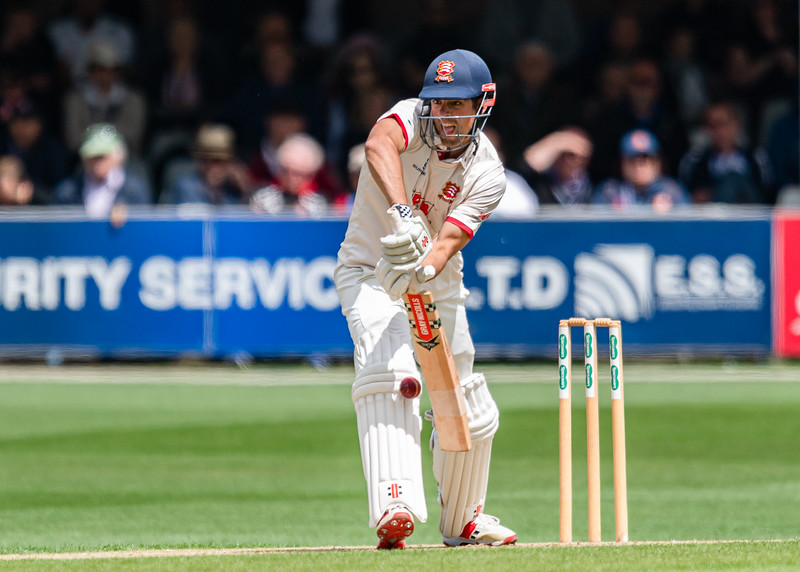 Specsavers County Championship match between Essex and Kent